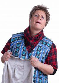 Sabine Essinger als Bertha Fleischle