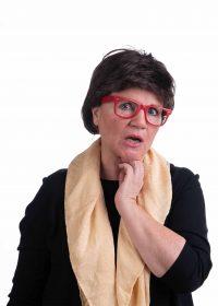 Sabine Essinger als Hanni Fleischle