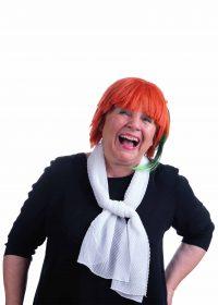 Sabine Essinger als Joy Fleischle