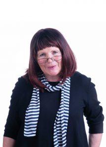 Sabine Essinger als Brigitte Graus-Fleischle